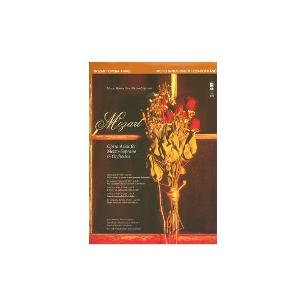 Opera Arias for Mezzo-Soprano and Orchestra