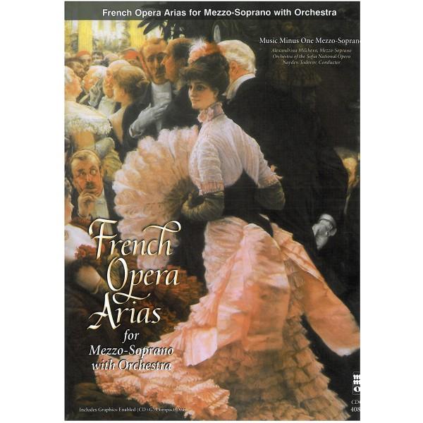 French Arias for Mezzo-Soprano and Orchestra