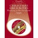 Guest Spot: Christmas Favourites Playalong For Alto Saxophone