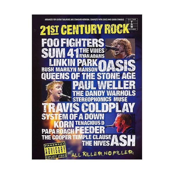 21st Century Rock Tab Slipcase