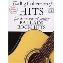 The Big Collection Of Hits For Acoustic Guitar: Rock Hits and Ballads