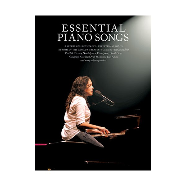Essential Piano Songs - Book 1