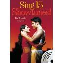 Sing 15 Showtunes!