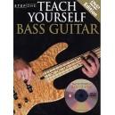 Step One: Teach Yourself Bass Guitar (DVD Edition)
