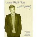 Will Young: Leave Right Now (PVG)