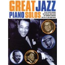 Great Jazz Piano Solos