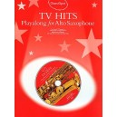 Guest Spot: TV Hits Playalong For Alto Saxophone