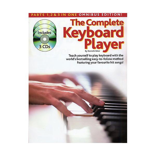 The Complete Keyboard Player: Omnibus Edition (Revised Edition)