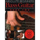 Absolute Beginners: Bass Guitar - Book Two