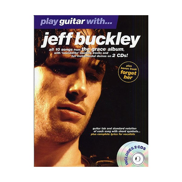 Play Guitar With... Jeff Buckley