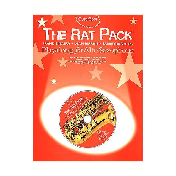 Guest Spot: Rat Pack Playalong For Alto Saxophone