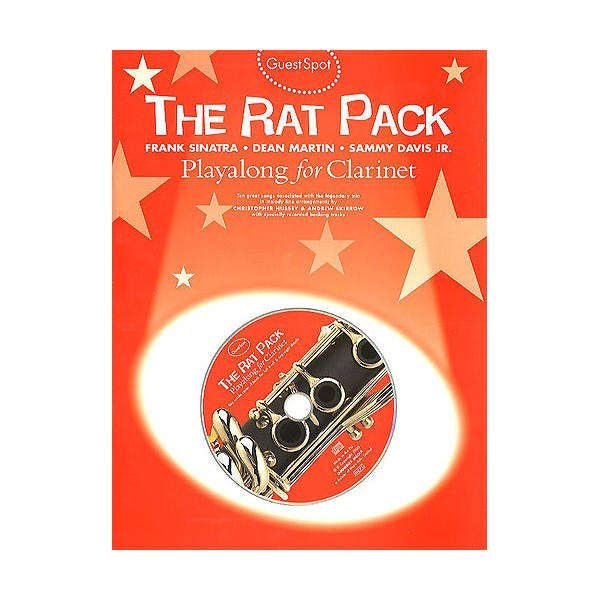 Guest Spot: Rat Pack Playalong For Clarinet