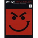 Bon Jovi: Have A Nice Day (Guitar Tab)