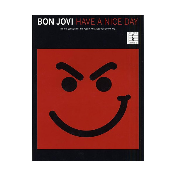Bon Jovi: Have A Nice Day (Guitar Tab)