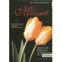 Mozart - Opera Arias for Soprano and Orchestra, vol. II - Music Minus One