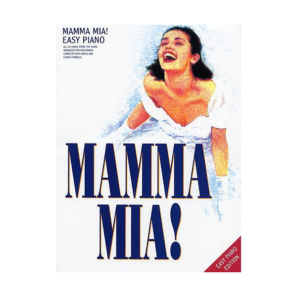 Mamma Mia! - Easy Piano Edition