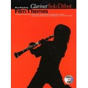 Solo Debut: Film Themes - Easy Playalong Clarinet