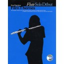 Solo Debut: Film Themes - Easy Playalong Flute