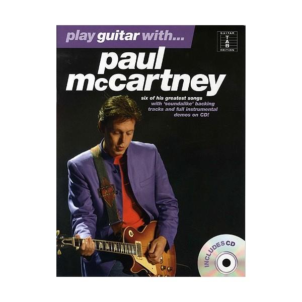 Play Guitar With... Paul McCartney