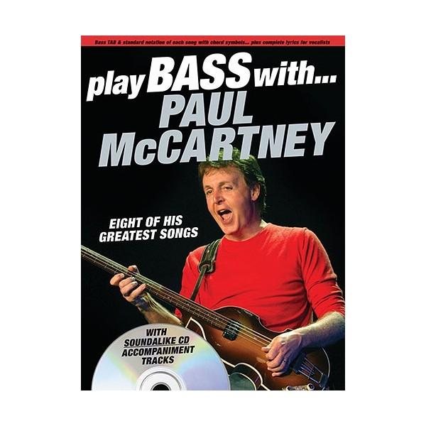 Play Bass With... Paul McCartney