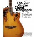 The Giant Guitar Chord Songbook - The Unplugged Collection