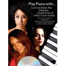 Play Piano With Corrine Bailey Rae, Rihanna, Norah Jones And Other Great Artists (Book/CD)