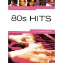 Really Easy Piano: 80s Hits