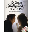 Audition Songs: 10 Great Hollywood Film Duets (Book And 2 CDs)