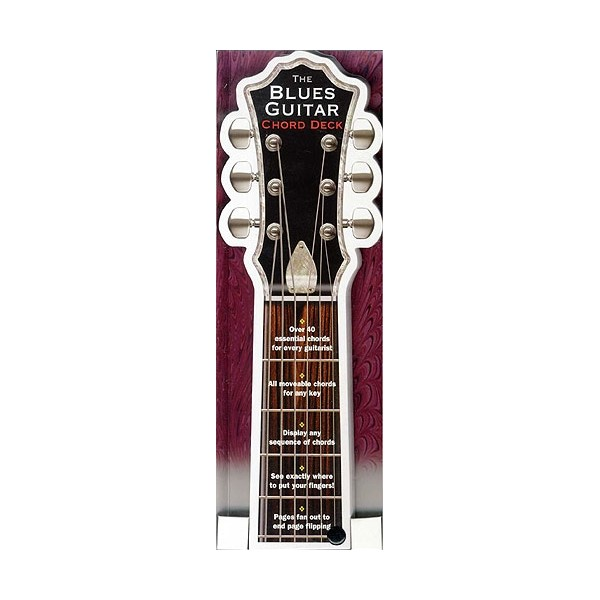 The Blues Guitar Chord Deck