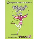 Music Gallery: Congratulations Card - Grade 5 (Girl)