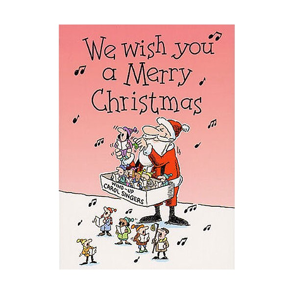 Music Gallery Greeting Cards x15: Christmas Pack