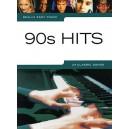 Really Easy Piano: 90s Hits