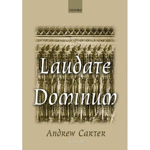 Laudate Dominum - Carter, Andrew
