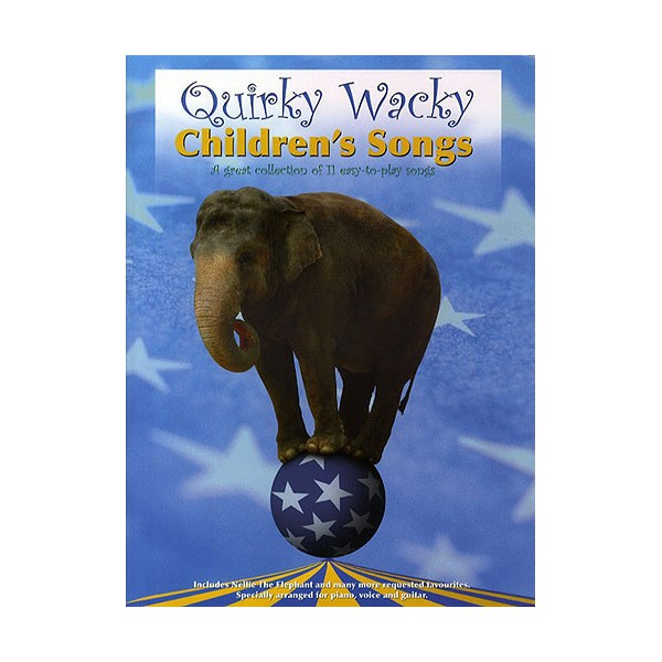 Quirky Wacky Childrens Songs