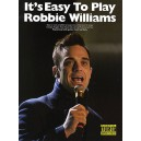 Its Easy To Play Robbie Williams
