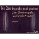 Eben P. - Ten Choral Overtures