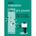 Vobaron, Felix - Studies for Trombone