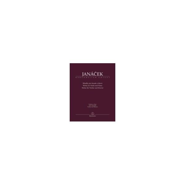 Janacek L. - Works for Violin and Piano