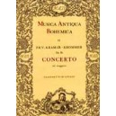 Kramar-Krommer F.V. - Concerto in E flat major for Clarinet and Orchestra Op. 36