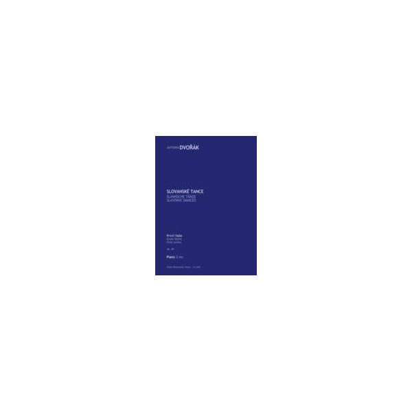 Dvorak A. - Slavonic Dances Op. 46  (First Series)