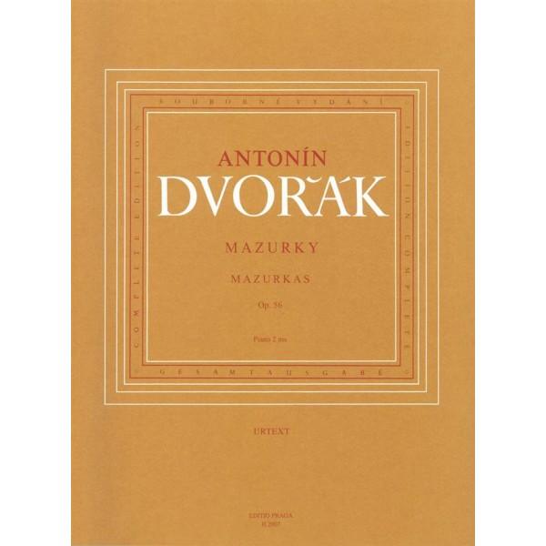Dvorak A. - Mazurkas Op. 56