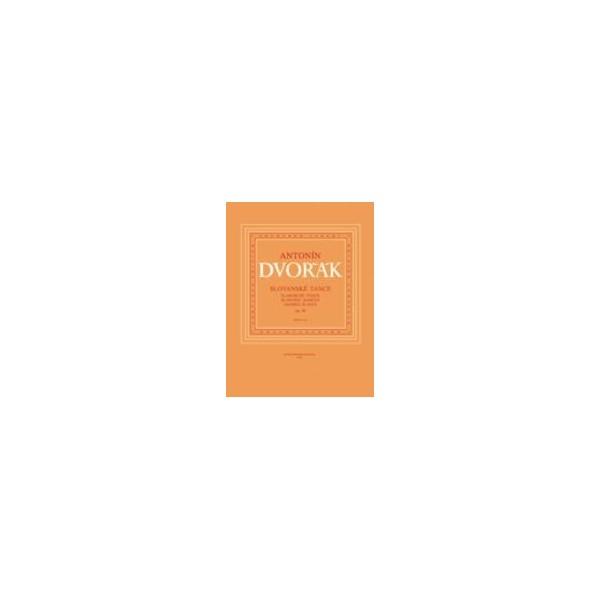 Dvorak A. - Slavonic Dances Op. 46  (I. series)