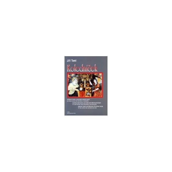 Teml J. - Carolsingers - Popular Czech and Moravian Christmas Songs