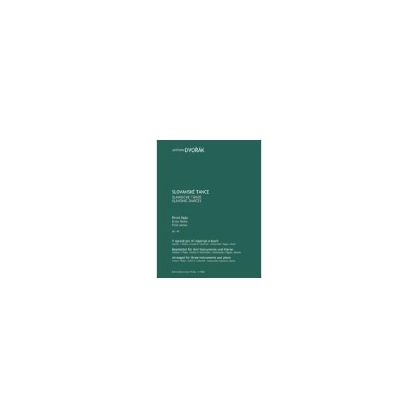 Dvorak A. - Slavonic Dances op. 46 - First series