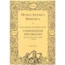 Seger J.N.F. - Composizioni per organo I (Preludi, Toccate e Fughe)
