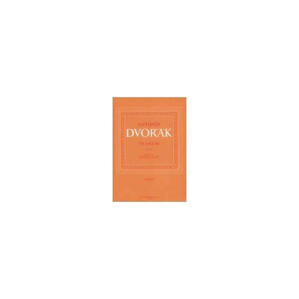 Dvorak A. - Te Deum Op. 103