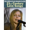 Complete Keyboard Player: 21st Century Love Songs