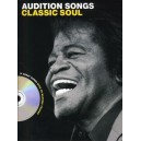 Audition Songs: Classic Soul - Male Voice (Book And CD)