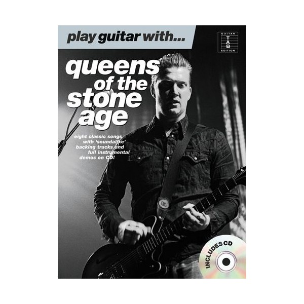 Play Guitar With... Queens Of the Stone Age (Book and CD)