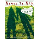 Songs To Say I Love You!